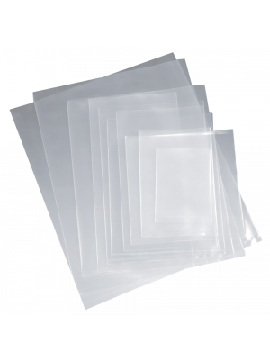 Polybags - clear - 5