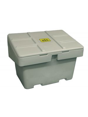 Grey SOS Storage Bin - 18.5 Cu.Ft