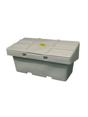 Grey SOS Storage Bin - 36 Cu.Ft