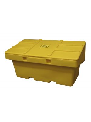 Yellow SOS Storage Bin - 36 Cu.Ft